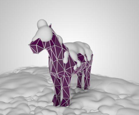 Bijoux Horse