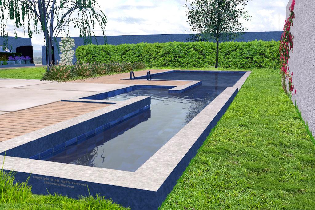 angiolo manfriani, creative designer, shapetheline, Design, architecture, garden, interior